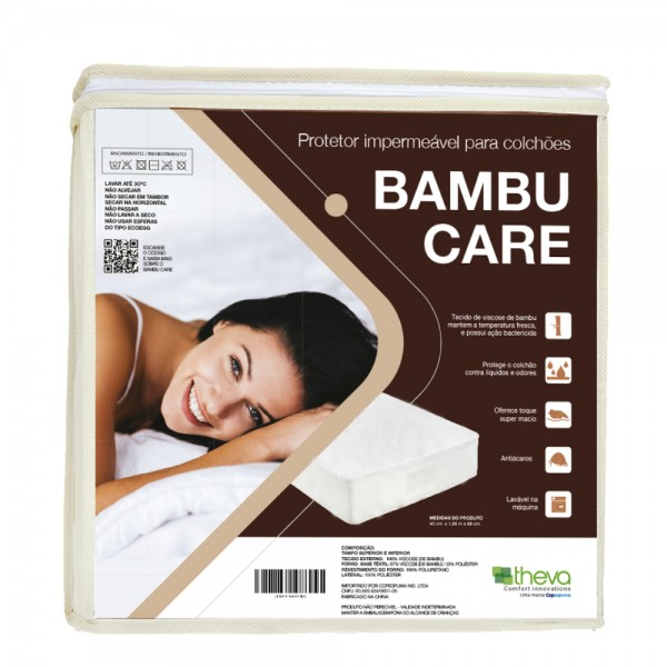 WATERPROOF CASE FOR BAMBU CARE MATTRESS