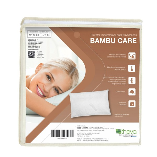WATERPROOF CASE FOR BAMBU CARE PILLOW