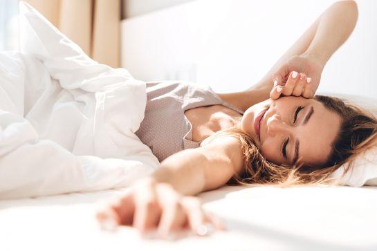 O hábito de dormir influencia em nossa beleza!