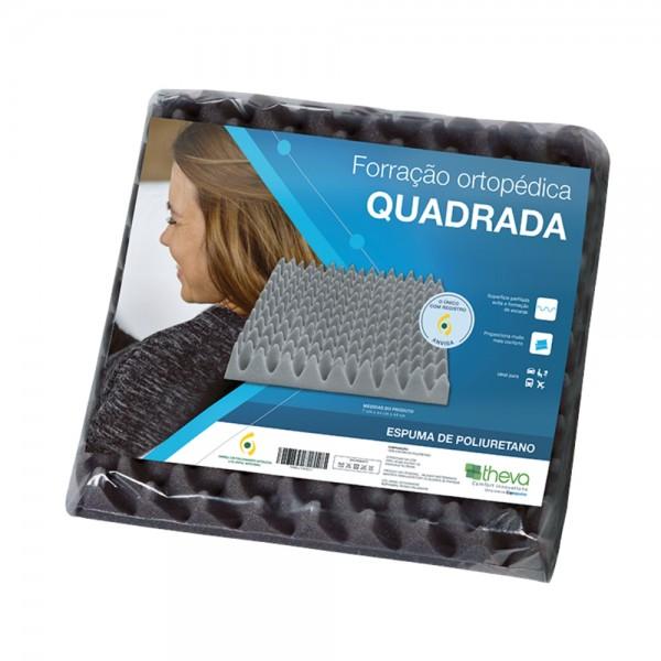 FORRAÇÃO ORTOPÉDICA QUADRADA