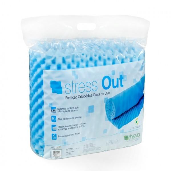 FORRAÇÃO ORTOPÉDICA STRESS OUT